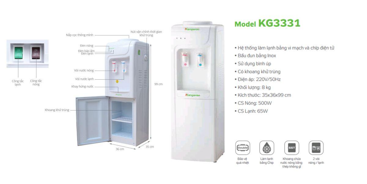 cay-nuoc-nong-lanh-kangaroo-kg3331