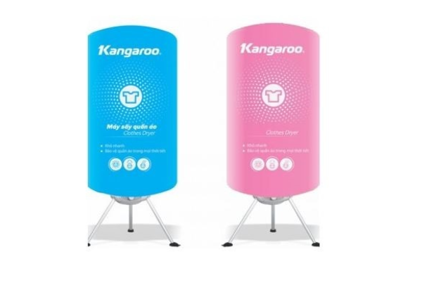 Máy sấy quần áo Kangaroo 02